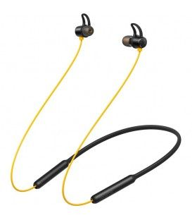 Realme Buds Wireless Amarillo - Auriculares Bluetooth